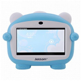 JETTOM J1 7-inch 4GB ROM 512MB RAM 2G IPS LCD Dual Camera Kids Tablet Blue Color