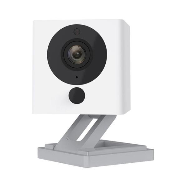 كاميرا رؤية ليلية مزودة بزر تحكم في تطبيق الواي فاي
